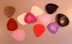 Picks and plectrums